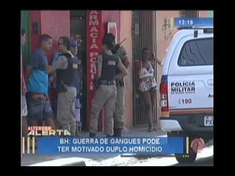 Duplo homicídio é registrado no Bairro Primeiro de Maio, em BH