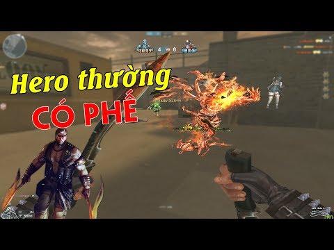 Commando Hero V4 Thường Có Thật Sự Phế Trong Zombie Mới CFQQ. - Thời lượng: 10:09.