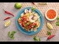 美味清爽涼夏 泰式涼拌冬粉海鮮沙 Thai Glass Noodle Salad