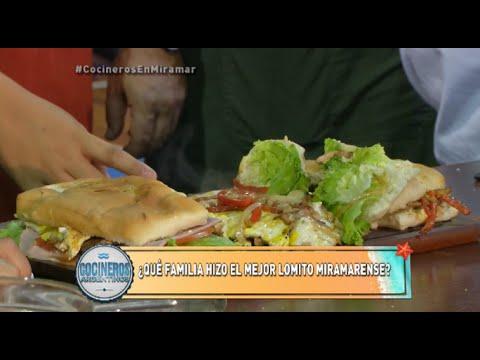 Domingo 07-02-16 Paella, empanadas, sándwiches de miga y lomitos desde Miramar