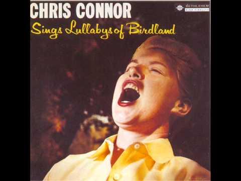 Tekst piosenki Chris Connor - Lullaby of Birdland po polsku