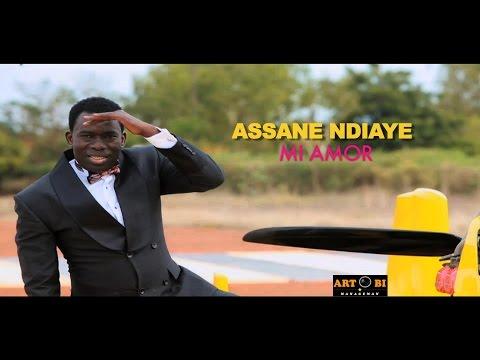 Le nouveau clip de Assane NDIAYE: «Mi AMOR»