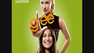 Glee Cast - Halo / Walking On Sunshine