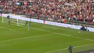 Manchester United Vs Manchester City Community Shield 2nd Half