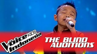 "Video Reynard ""Rumah Kita"" I The Blind Auditions I The Voice Kids Indonesia GlobalTV 2016 MP3, 3GP, MP4, WEBM, AVI, FLV Februari 2019"
