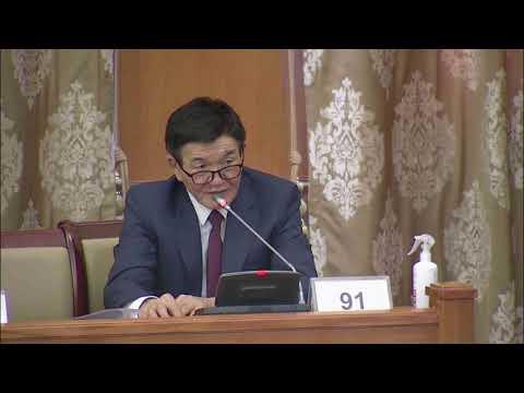 С.Чинзориг: Макро эдийн засагтай холбоотой асуудлыг энэ яаманд оруулах хэрэгтэй