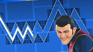 Video We are Number one but it's a Geometry Dash level MP3, 3GP, MP4, WEBM, AVI, FLV Desember 2017