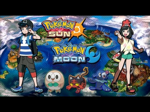 [3DS] Pokémon Sol y Luna [Videojuego] – La Película Completa [Español]