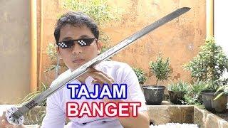 Video TES SAMURAI NINJA, TAJAM BANGET (KATANA) MP3, 3GP, MP4, WEBM, AVI, FLV Februari 2019
