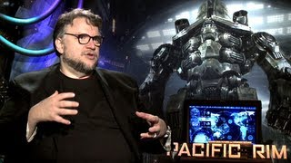Guillermo Del Toro Interview - Pacific Rim (JoBlo.com)