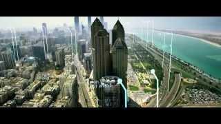 Abu Dhabi Police Car Chase. Safe City UAE. English Version of Abu Dhabi Safe City. أبوظبي... مدينة آمنة - Abu Dhabi... Safe City...
