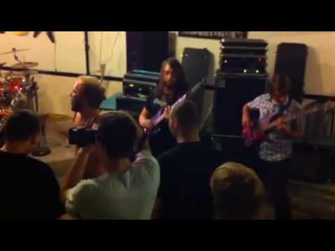Kamikabe at Natrona Heights, PA online metal music video by KAMIKABE