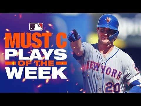 Video: Pete Alonso gets 40th home run! | Must C Plays of the Week (8/16 to 8/22)