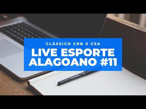 Live Esporte Alagoano #11