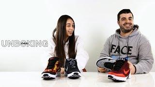 Unboxing the Nike HyperAdapt 1.0 w/ Ilaria Bigg & Piccione