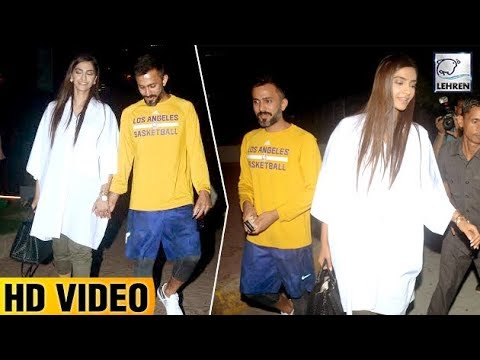 Sonam Kapoor-Anand Ahuja's First Dinner Date Post