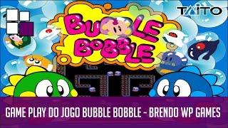 Fala galerinha do Youtube, tudo bem com vocês? Bom hoje trago para vocês um jogo que marcou minha infância. Bubble Bobble, um jogo feito pela Taito ( Falei no video Sega, mil perdões ).Espero que goste do video, não esquece o like e de se inscrever :DLink do jogo: http://bc.vc/l7ud7WEMeu site: https://brendowp.hol.esMinha fã page: https://goo.gl/ONFWFEMeu twitter: https://goo.gl/zAV0APMinha comunidade no VK: https://goo.gl/WbphydRecomendo:Phone Easy Canal: https://goo.gl/y010I8