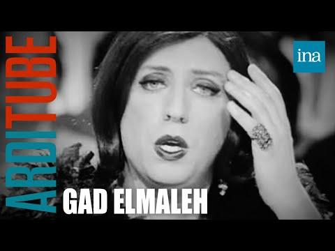 Gad Elmaleh: Chouchou chez Thierry Ardisson | Archive INA