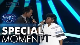 Video Saat lomba nyanyi, Joan pernah lupa lirik! - SPEKTA 3 - Indonesian Idol 2018 MP3, 3GP, MP4, WEBM, AVI, FLV Mei 2018