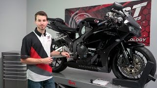 6. 2013+ Honda CBR600RR Total Crash Protection Pack by TST Industries