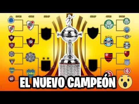 Nuevo Campeón Libertadores 2019 - Pronóstico