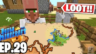 FINALLY GETTING TREASURE!! |H6M| Ep.29 How To Minecraft Season 6 (SMP)
