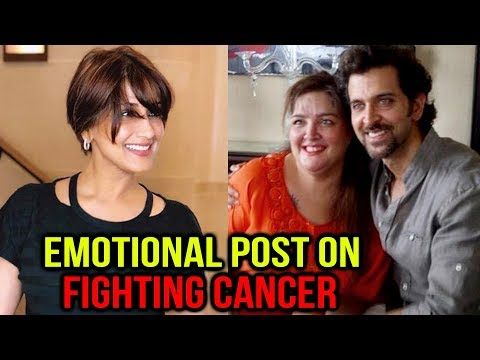 Sonali Bendre's CANCER Struggle Made Hrithik Rosha