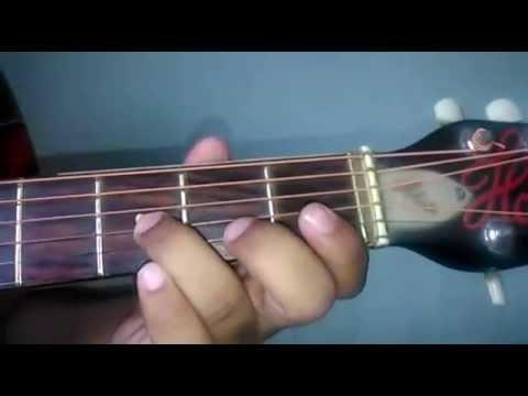 galliyan ek villain guitar tabs tutorial(main verse)