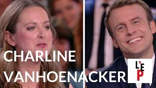 Video Chronique de Charline Vanhoenacker face à Emmanuel Macron - L'Emission politique (France 2) MP3, 3GP, MP4, WEBM, AVI, FLV Mei 2017
