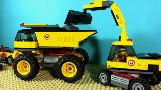 Video LEGO CITY MINING TRUCK 4202 MP3, 3GP, MP4, WEBM, AVI, FLV Juli 2017