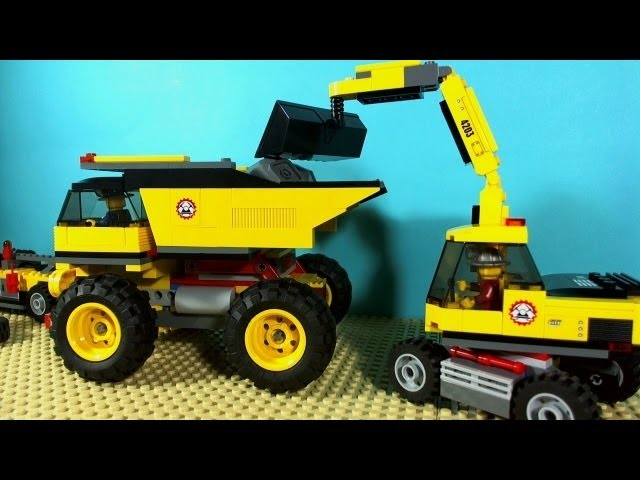 Mining Ring Lego