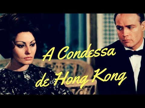 A Condessa De Hong Kong (The Countess From Hong Kong, 1967) 12/12 Especial Chaplin