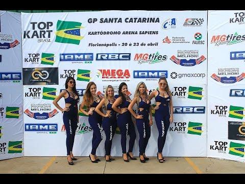 Programa Especial – GP Santa Catarina – TOP KART Brasil 2016