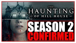 The Haunting of Hill House SEASON 2 Trailer Reveal!