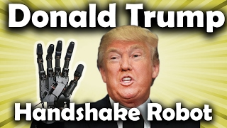 Watch This Video and Learn How To Defeat Donald Trump's Handshake