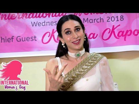INTERVIEW Karisma Kapoor TALKS about Kareena Kapoo
