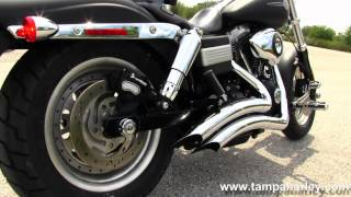9. Used 2008 Harley-Davidson FXDF Dyna Fat Bob with Vance & Hines Exhaust for Sale