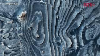 NASA difunde imagen de fallas geológicas en Marte