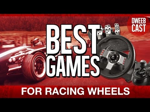Racing wheels - Best Games for Racing Wheels | DweebCast | OraTV SUBSCRIBE to DweebCast HERE: http://bit.ly/18UNvZ5 CHECK OUT DweebCast on Ora TV: Hosted by @AndyRiesmeyer, ...