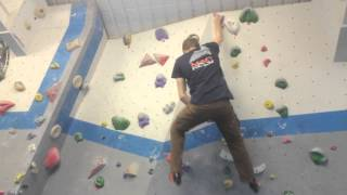 Vauxwall Orange and Blue Circuit Beta Reel by Louis Parkinson