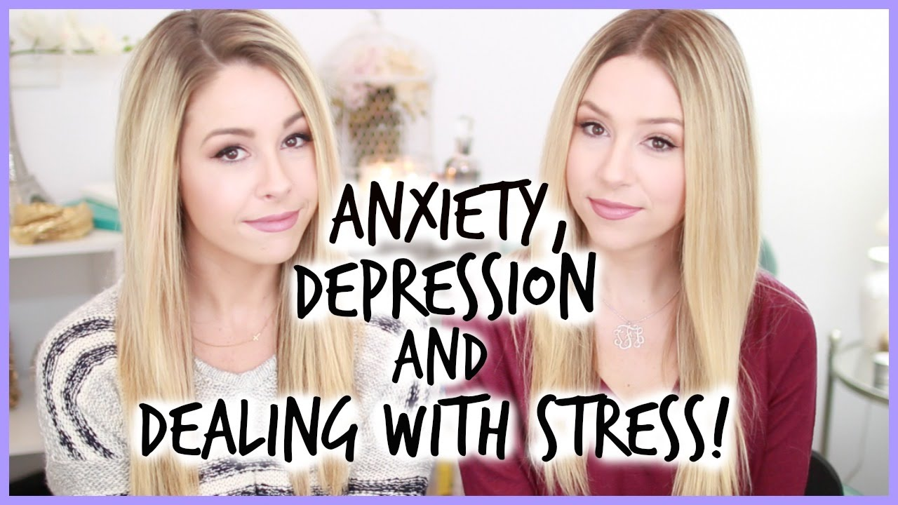 Dealing with Stress and Anxiety - Top Tips