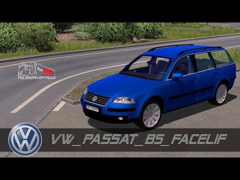 Volkswagen Passat B5 Facelift v1.0