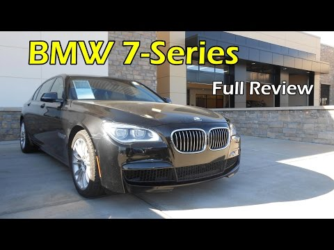 2014 / 2015 BMW 7-Series: Full Review