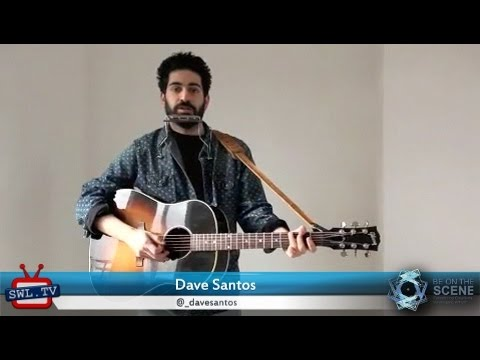 London Musician Dave Santos: Don't go anywhere tonight