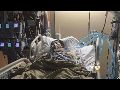 Family Of Man Who Had Leg Amputated In Construction Accident Shares His Recovery