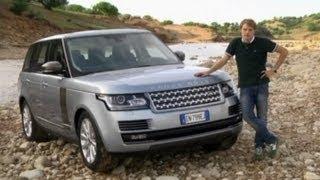 2013 Range Rover /Тест-драйв