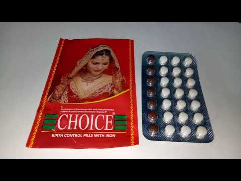Choice Hormonal Contraceptive Pills full review in hindi