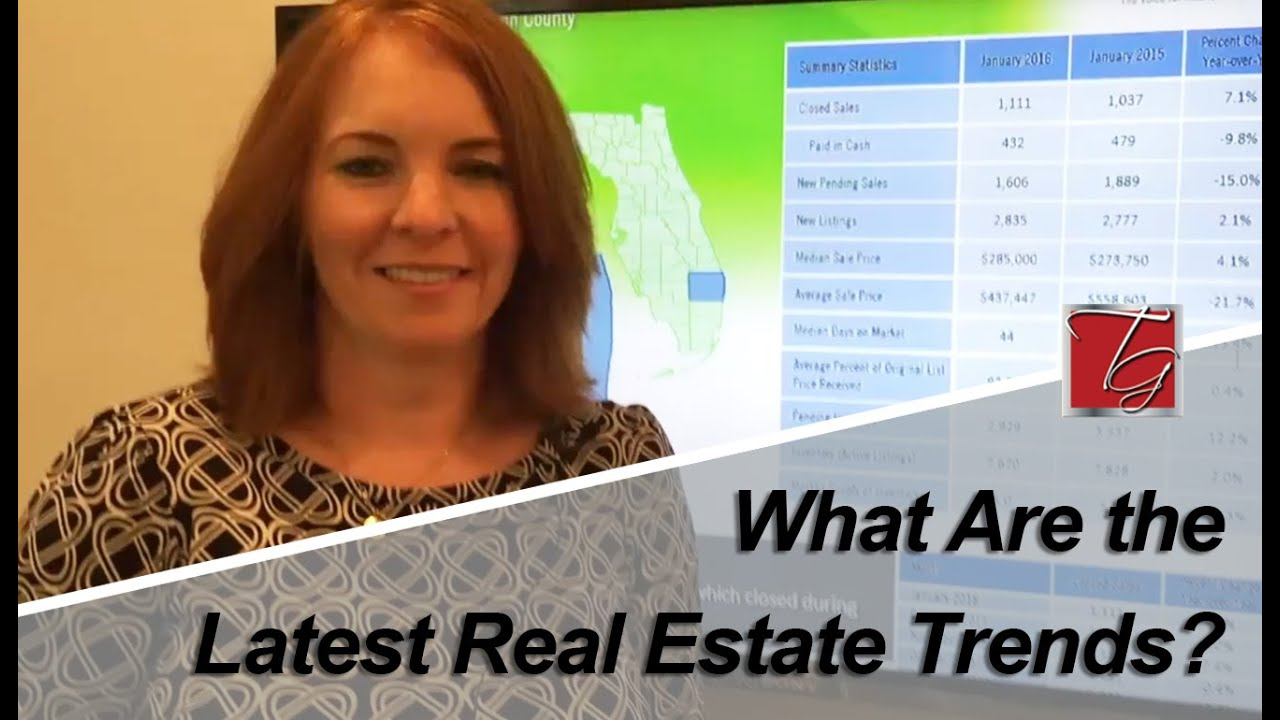 What's Happening in Palm Beach County Real Estate?