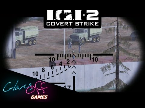 IGI 2 Covert Strike - Bridge Across the Dnestr (Level 4) on Hard - David Jones Rank