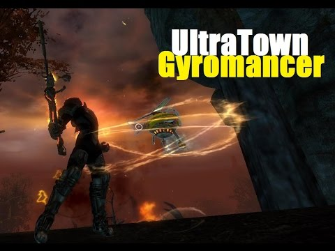 GW2 - UltraTown - Gyromancer Scrapper Roaming